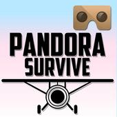 VR Pandora Survive Space Race