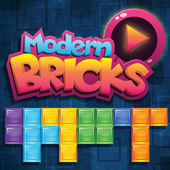 Modern Bricks Breaker Tetorisu