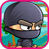 Ninja Mission World Game War 2 1.0