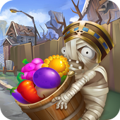 Fruits Hero VS. Zombies 1.0
