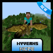 Wyvern Mod for MCPE 1.1