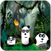 3 Panda Jungle Adventure 1.1