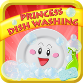 Princess Dish Washing 1.0.0