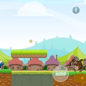 Game of Smurffs Epic Run in Village 1.1