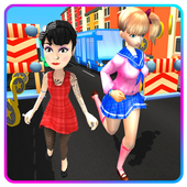 Girl Dash Run 3D 1.5