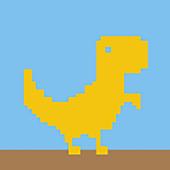 Colorful Dino Run 5