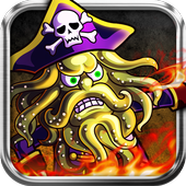 Pirate Zombie Wars 4