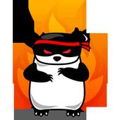 "Time killer ""Karate Panda"" 1.0.1"
