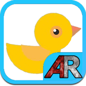 AR Birds(+Cardboard)  for kids 4.2