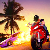 Killer Highway Rider Bike Game 1.5