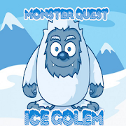Monster Quest Ice Golem 1.0