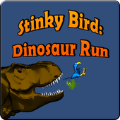 Stinky Bird Dinosaur Run 1.024