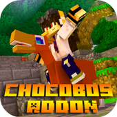 Chocobos Addon 2018 for MCPE 1.0