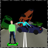 Hover Board Highway 1.0