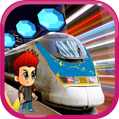 Las Vegas Subway Rush FREE! 1.0