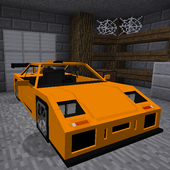 CAR MOD FOR MINECRAFT 1.1