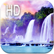 waterfall sound live wallpaper apk