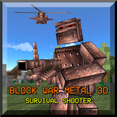 Block War Metal 3D - Shooter 1.0.5