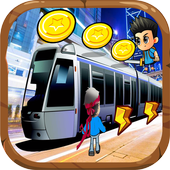 Marseille Subway Surf 3D! 1.0