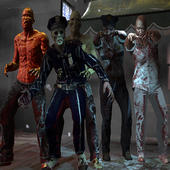 Zombie Shooter Overrun Free 1.4