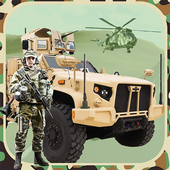 4x4 Military Humvee Simulator 1.0