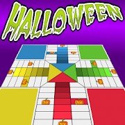 Ludo halloween monsters ParchisHalloween