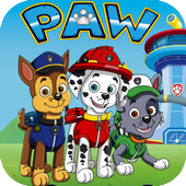 Paw Jungle world Of Patrol 1.0