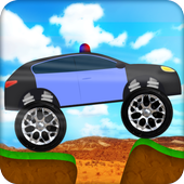 police truck climbing game 1.0