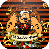 Popaye the sailor man™ Adventures free games 1.0