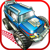 Zombie trucks Death Race 1.2
