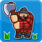 Lumber Jack - Tree Chop Game 3.2
