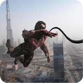 Rope Hero: Zombie Survival 2.0