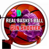 Real Basketball Gun Shooter 1.0