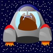 Space walrus Space
