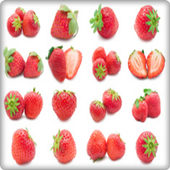 Strawberries Fruit Onet Game 1.0