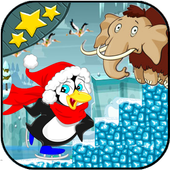 Penguin Skater Running 1.0