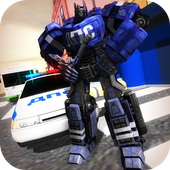 Traffic Police X Ray Robot 3D 1.0.0