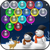 Christmas Bubble Shooter Crush 1.0