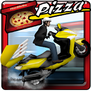 Pizza Bike Delivery Boy 1.165