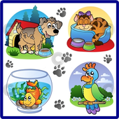 Various Pets Onet Connect Game 1.0