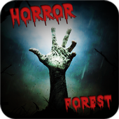 Dark Horror Forest Scary Game 2.2