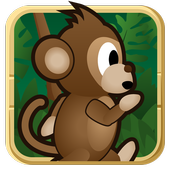 Jungle Monkey Run Game: Free! (Runner with Levels) 1.1.1