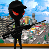 Stickman Assassin 18+ 1.2