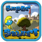 Super Smurf Magic World 1.0