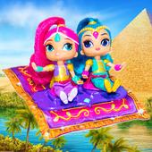 Adventure Princess Shimmer - Magical Flying Carpet 1.0