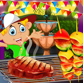 Beef Steak BBQ Grill Party 1.0.1