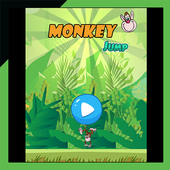 Jungle Kid Monkey Jumping Game 1.0.0