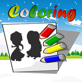 Colouring Book the Snow Queen 1.0.0