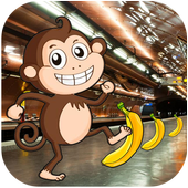 Subway Monkey Run 1.0