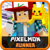 Craft Pixelmon Run 8